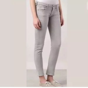 Citizens Of Humanity Arielle Mid Rise Slim Jean 25